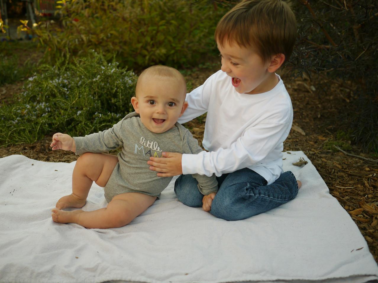 Max and Luke 3