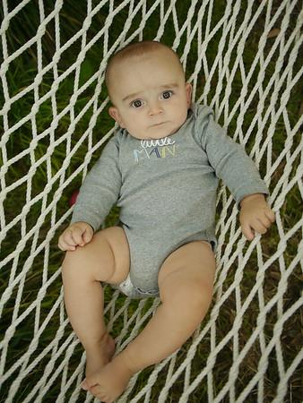 Luke is 6 Months