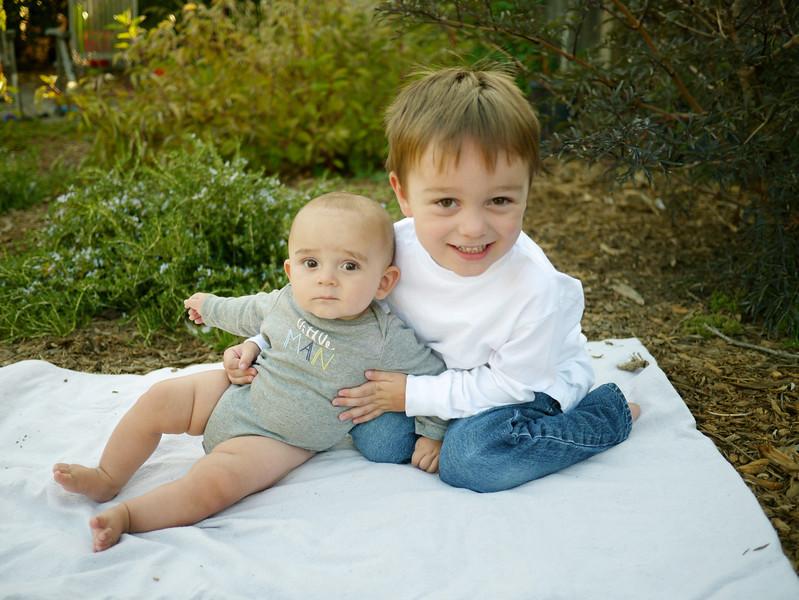 Max and Luke 1