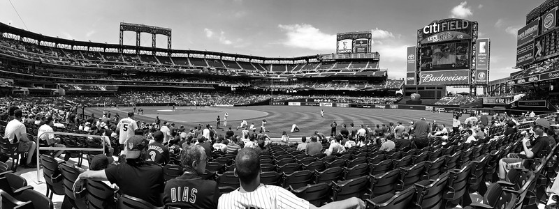 Great seat - Section 109; Row 12