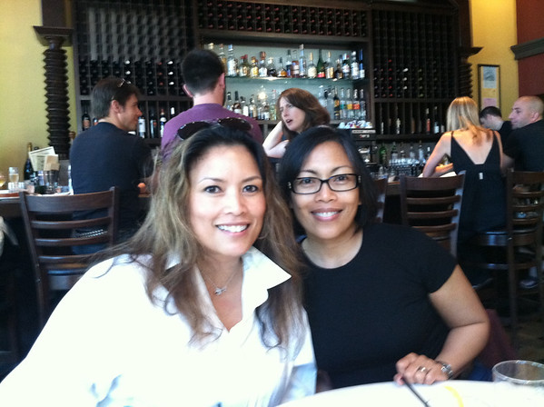 Lunch w/Girls - July 30, 2011