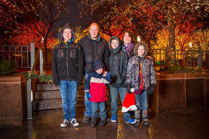 Lyman Family - Temple Square