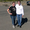 Lynne and Tamara Beede, 1st Starkey Victory Campout, 2008