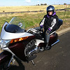 November 5, 2011 - RIDER Toy Run.  Lynne's last motorcycle ride.
