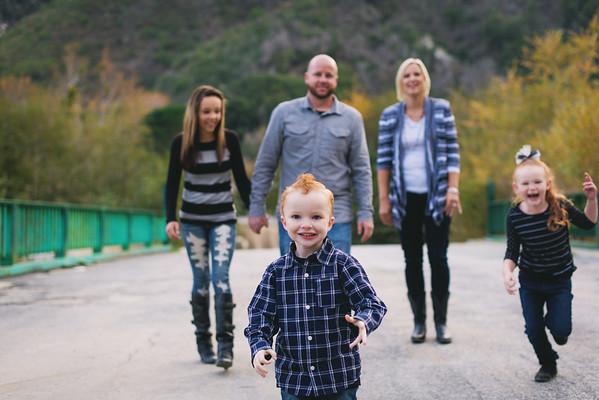 Lyons Family 2014