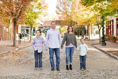 Lyons Family 2018-9