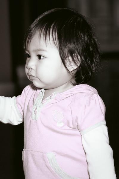 Hana. Photo by Brian.
