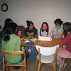 Lyuda's birthday party