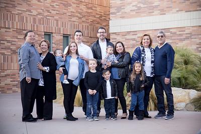 Martinez & Golding Family