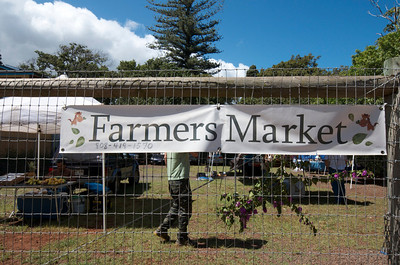 Makawao Farmers Market