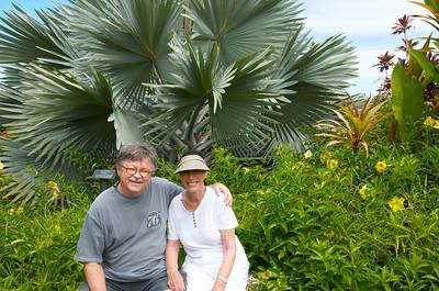 Garden of Eden on the Road to Hana