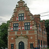 Zwaanendael Museum, the museum was built in 1931 by the State of DE. in memory of the ill-fated Dutch settlement in1631.