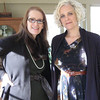 Linda and Sue before leaving for the funeral service at the Bouton Funeral Home in Georgetown, CT on Tuesday Dec 13