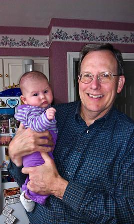 Grandpa & Mira 2