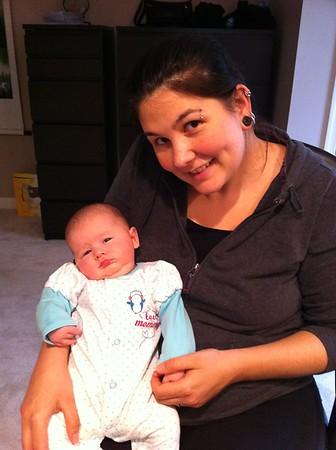 Miranda & mommy