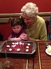 Grammy and Miranda Bday