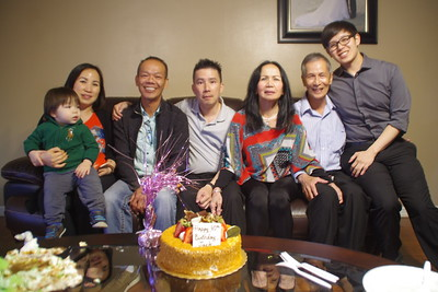 Anh Rach 40th Bday