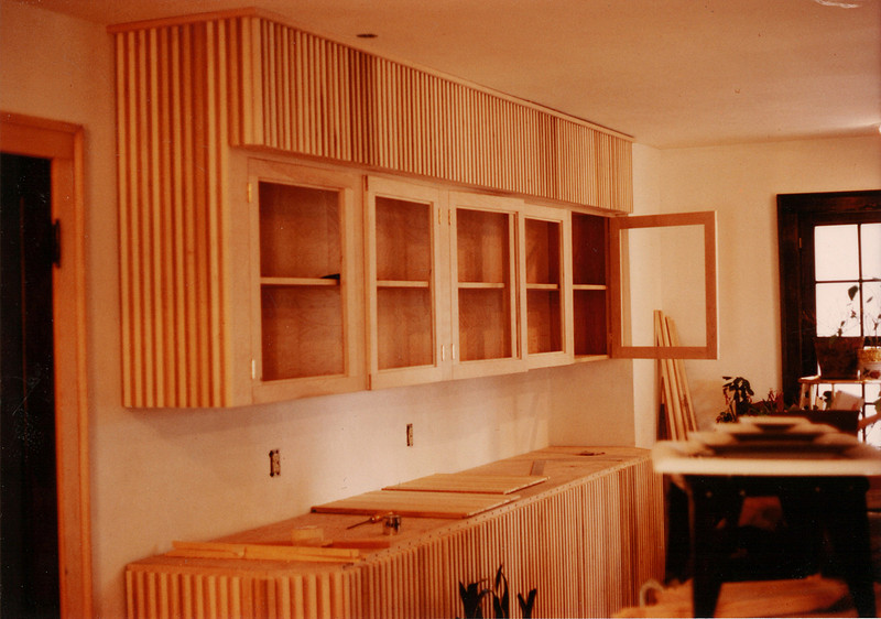 CABINETS BY DALE CIRCA 1984
