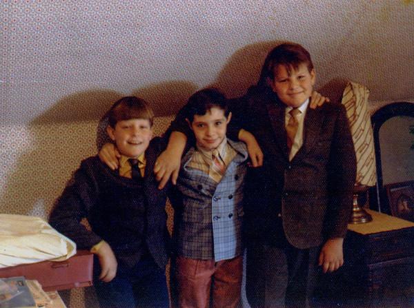 john, roger & Sammy