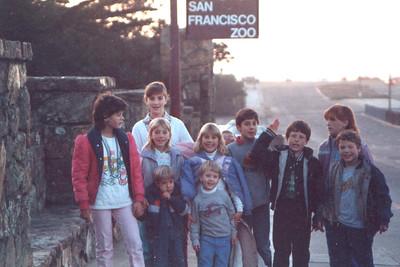 Murray Family 1985-1994