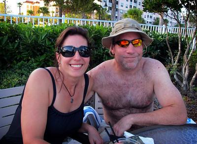 Ma & Pa Orlando vacation