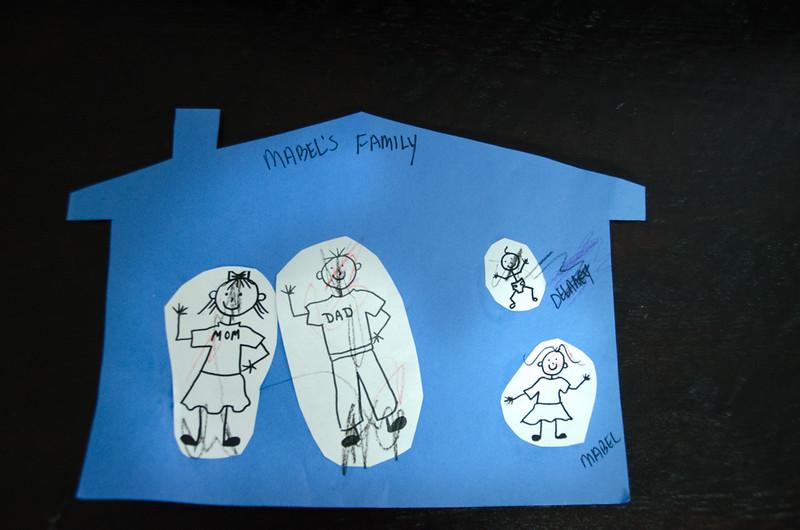 Mabel's Artwork