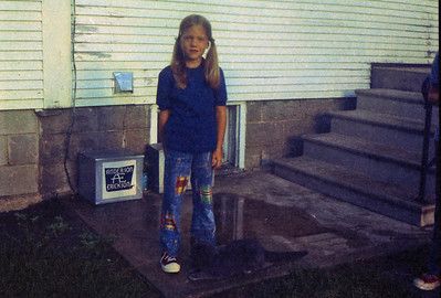 1st day of school 1975