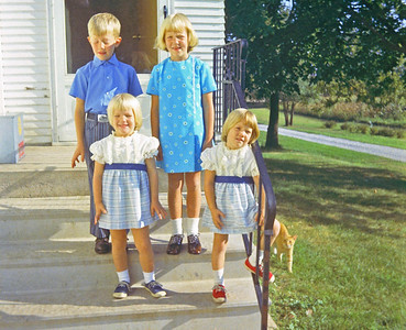 !st day of school 1971