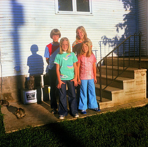 1st day of school 1977