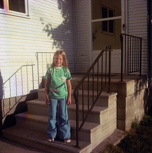 1st day of school 1976