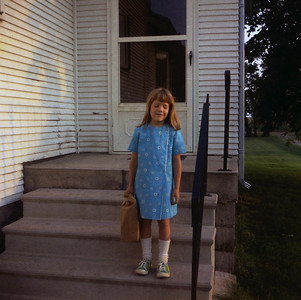 1st day of school 1974