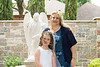 Mackenzie's Communion, Mackenzie and Cathy