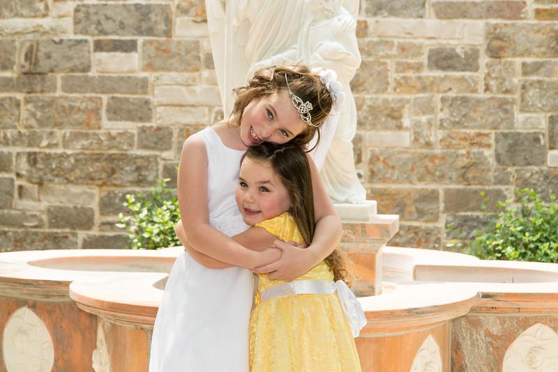 Mackenzie's Communion, Mackenzie and Keira