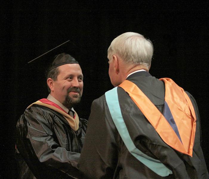 Mack Receiving Diploma 1