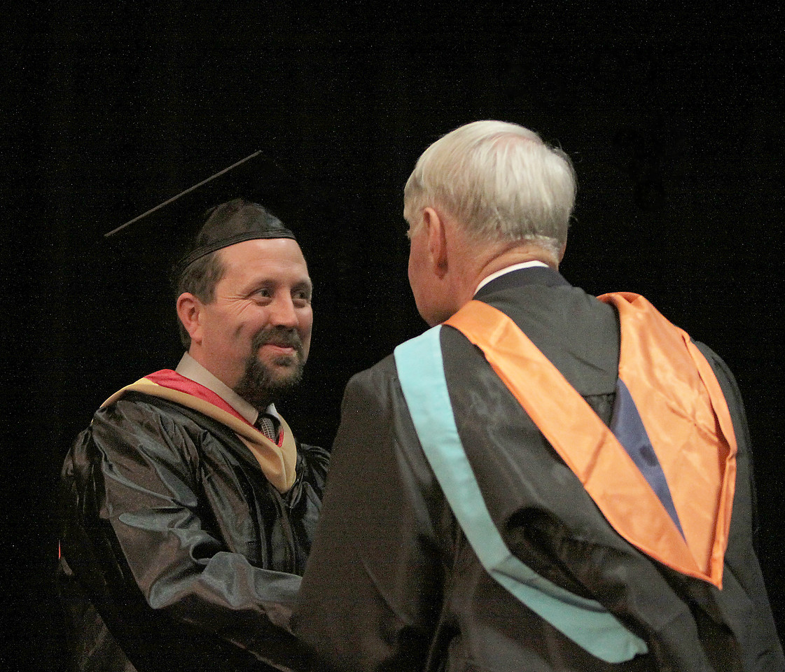 Mack Receiving Diploma 1