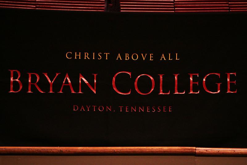 Bryan College Banner