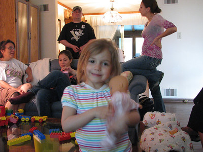 Maddi Visit 4-12-2010