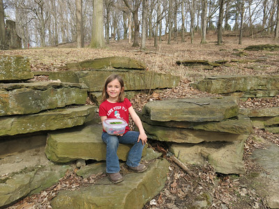 Maddi's First Geocache
