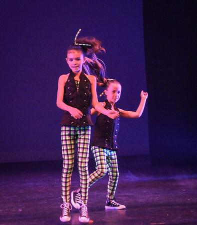 Maddie, Layla & Sienna Dance 6-20-2015