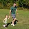 Maddie at Soccer Tots