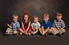 Charlie, Ruby Gould, Bryan, Matthew, Spencer Lisek, 8/10/2012