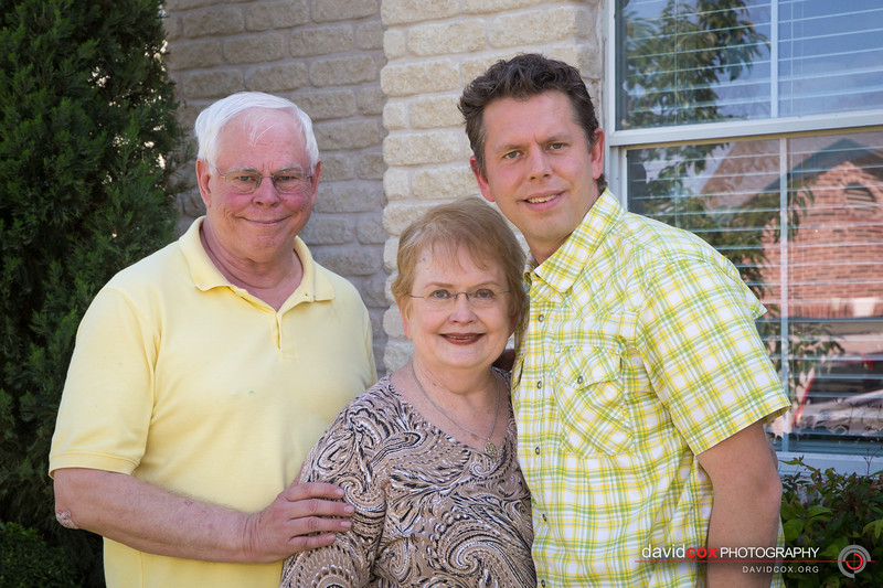 Ralph, Sue, David