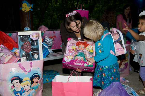 Madi's 3rd Birthday Party