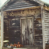 April 1978:  The old shed, still in use.