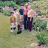 Family group, Spring 1975.