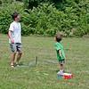 July 2002:  Launching rockets.