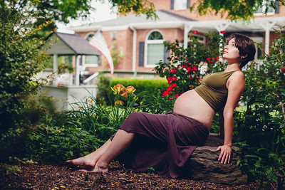 Madison Maternity Photoshoot
