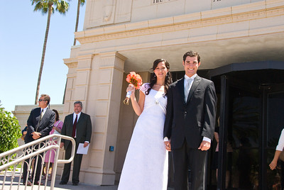Madison & Matt's Wedding Week, photos by Mom