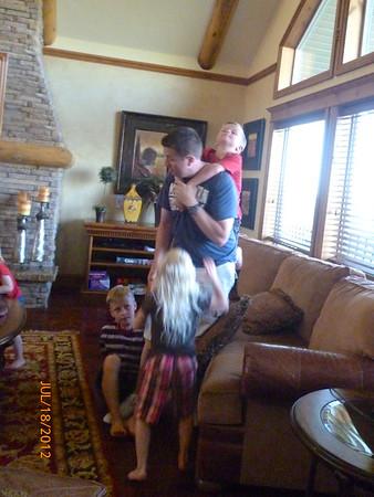 Madsen Reunion 2012 Bear Lake