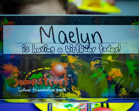 Maelyn's 3rd Birthday Party